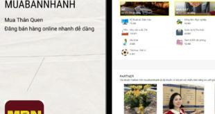 Khởi nghiệp bán hàng online mạng xã hội TMĐT MuaBanNhanh
